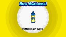 Butterzinger Syrup PHD