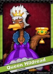 062 Queen Hildread
