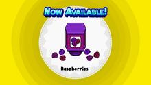 Raspberries (Pancakeria To Go!)