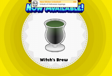 Witch's Brew PHD
