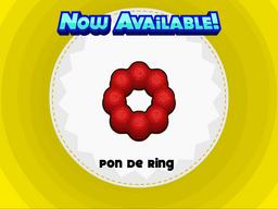 Papa's Donuteria - Pon De Ring