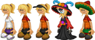 PLP Maggie Outfits