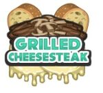 Grilled cheesesteak