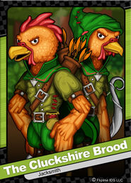 066 The Cluckshire Brood