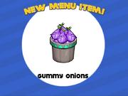 Papa's Freezeria Gummy Onions