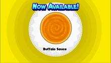Buffalo Sauce (Pizzeria HD)
