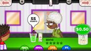 Edna Not Pleased