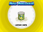 Papa's Pastaria - Lemon Herb