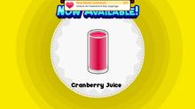 Cranberry Juice PHD