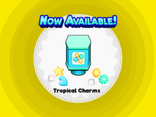 Tropical Charms- DTG!