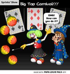 Big Top Carnival 2020