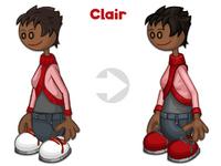 Clair Cleanup