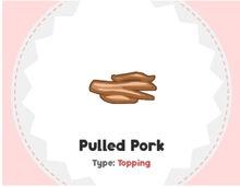 Pulled Pork Pizzeria HD