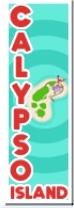 Calypso Sauce Poster