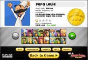 Papa Louie Pancake Gold