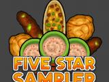 Five Star Sampler