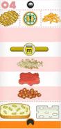 Georgito's Cheeseria order