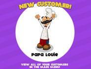 Papa Louie Unlocked