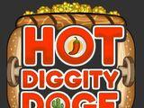 Hot Diggity Doge