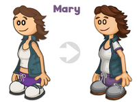 Mary Cleanup