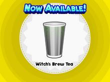 Witch Brew Tea