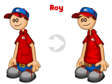Roy Cleanup