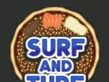 Surf and Turf (Pizza)