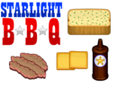 Starlight BBQ Ingredients - Cheeseria