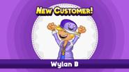 Unlocking Wylan B (TMTG)