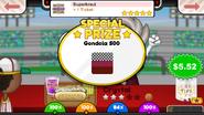 Papa's Hot Doggeria To Go! Superkraut Prize