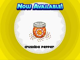Papa's Pastaria - Crushida Pepper