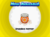 Crushida Pepper