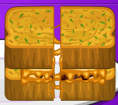 A sandwich for Starlight BBQ