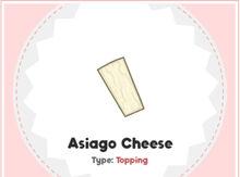 Asiago Cheese Pizzeria HD