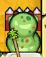Spiky Guac-back