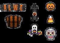 Halloween HD Cupcake