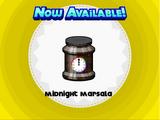 Midnight Marsala