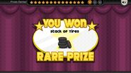 Papa's Cupcakeria To Go! Pizza Pachinko (Bronze)