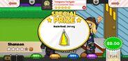 Papa's Sushiria To Go! Tempura Teriyaki Prize
