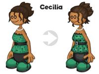 Cecilia Clean Up