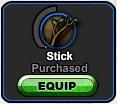 A6 Stick