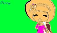 Penny My Chibi