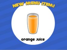 Unlocking orange juice