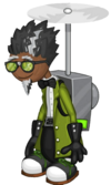 Professor Fitz Style B