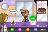 DJ Hugo's perfect ice cream