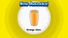 Orange Juice Pancakeria HD