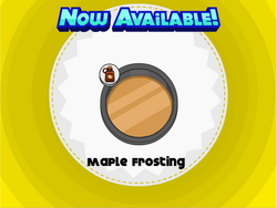 Maple Icing