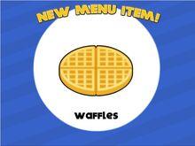 Waffles unlocked