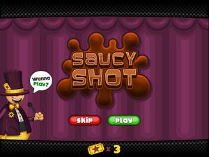 Saucy Shot