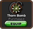 B5 Thorn Bomb